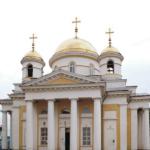 Храм Рождества Христова в п. Волжский (1812–1833 гг.), арх. М.П. Коринфский