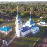 Казанская церковь в с. Кануевке (1829 г.)