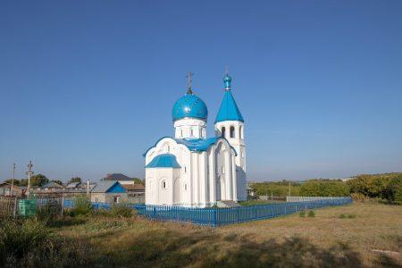 Церковь Александровка (6 of 16)