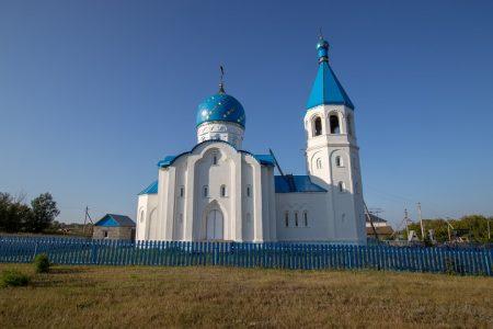 Церковь Александровка (8 of 16)
