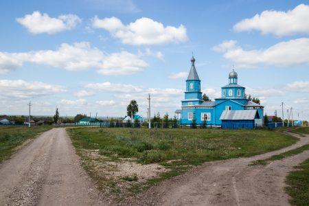 Церковь Александровская, Новая Кармала (1 of 13)