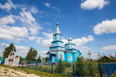 Церковь Александровская, Новая Кармала (11 of 13)