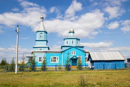 Церковь Александровская, Новая Кармала (12 of 13)