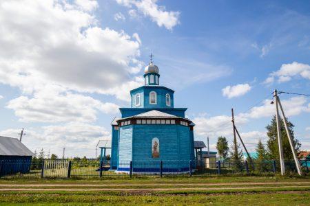 Церковь Александровская, Новая Кармала (4 of 13)