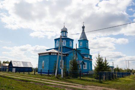 Церковь Александровская, Новая Кармала (5 of 13)