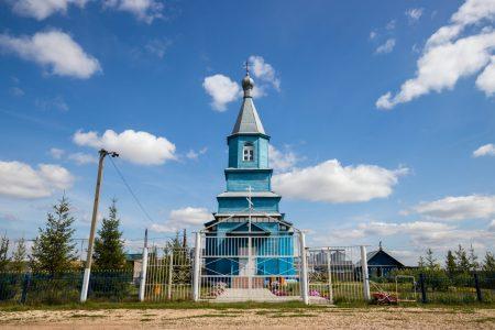Церковь Александровская, Новая Кармала (8 of 13)