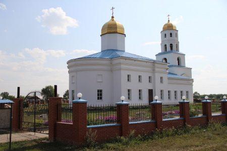 казанско-богородинская церковь