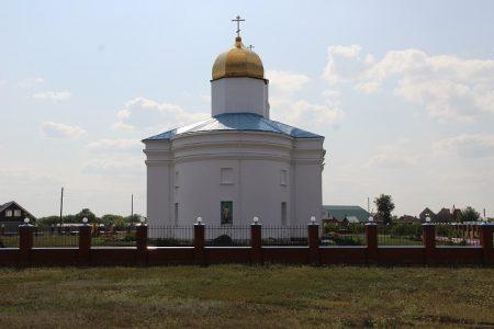 казанско-богородинская церковь1