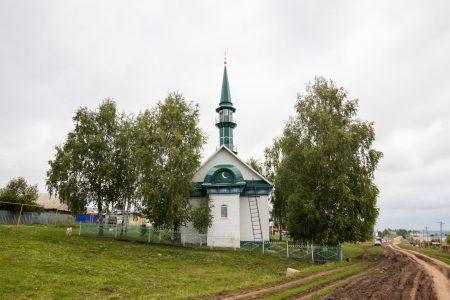 Мечеть в селе Денискино (1 of 8)