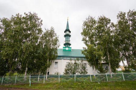 Мечеть в селе Денискино (2 of 8)