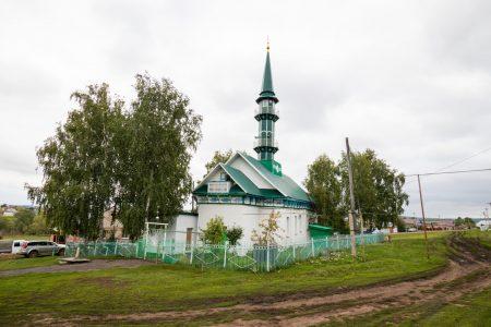 Мечеть в селе Денискино (4 of 8)