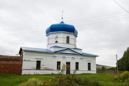 Церковь в селе Новый Кувак (9 of 9)