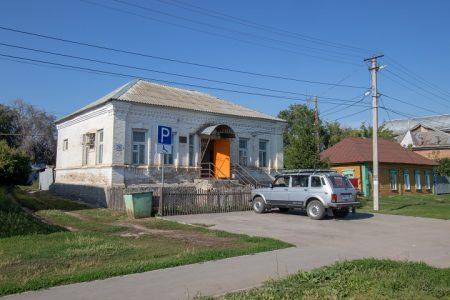 Дом жилой Большая глушица2