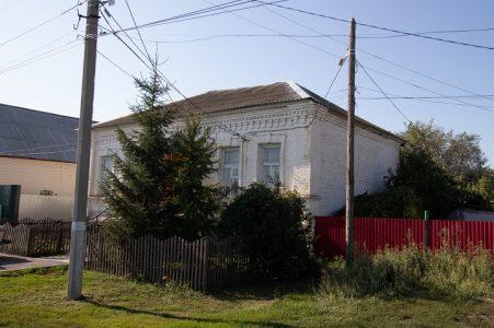Дом жилой Большая глушица3