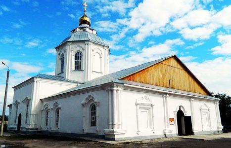 церковь ильинская