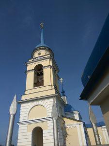 церковь кануевка1