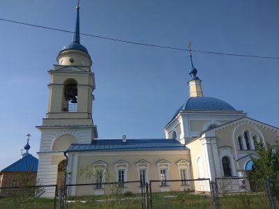 церковь кануевка2