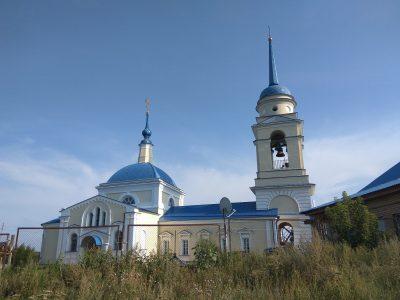 церковь кануевка5