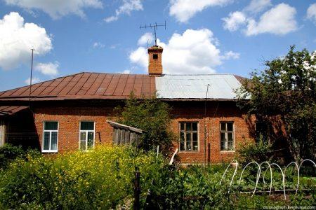 дом купца гасилина