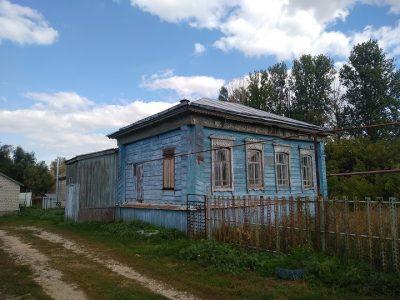 дом федулова